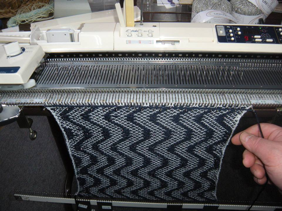machineknitting