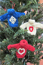 Sweater Ornaments