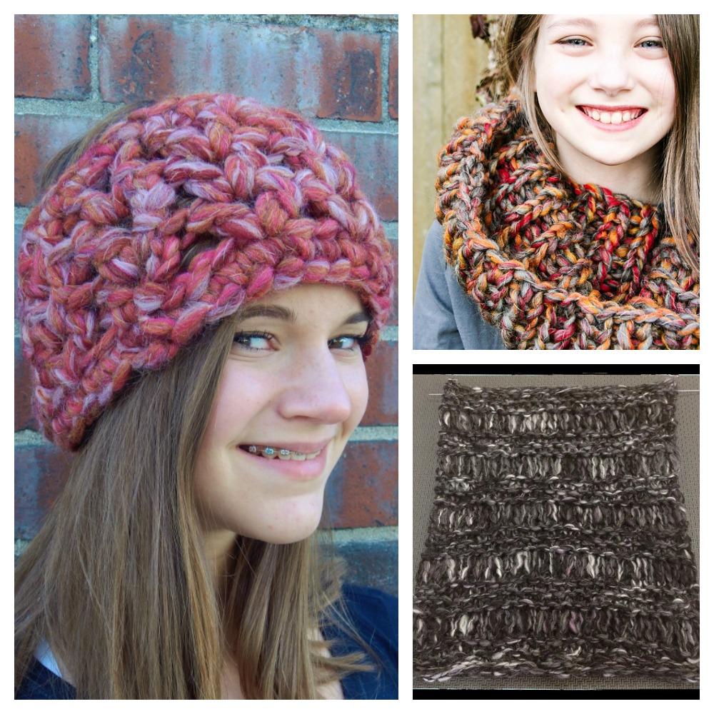 Project ideas for Bear Creek yarn
